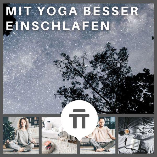 Zenspotting Mit Yoga besser einschlafen