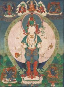 Bearing Witness (Avalokiteshvara)