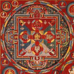 five wisdom energies