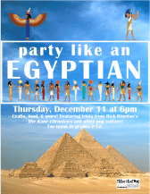 Party Like An Egyptian