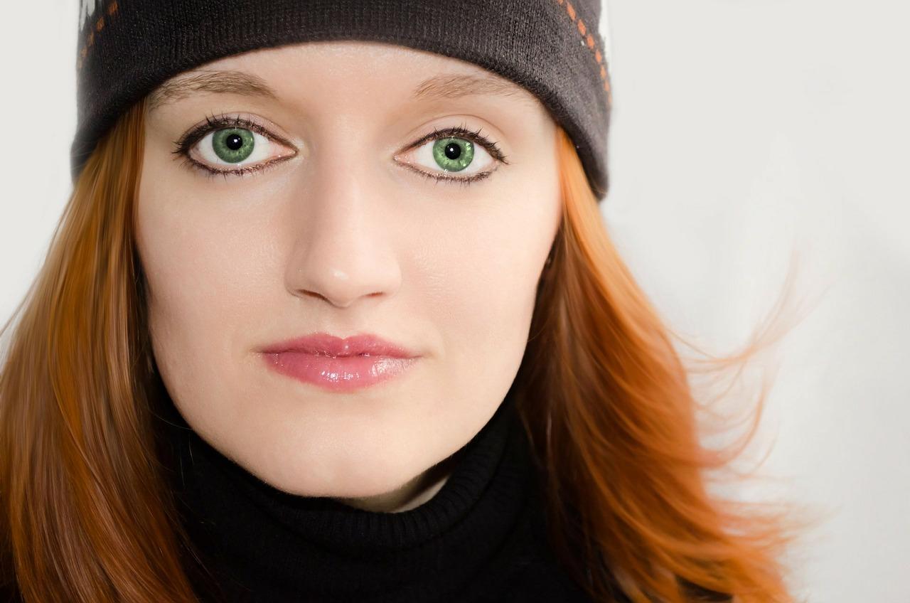Jak zvýraznit zelené oči