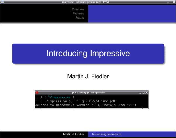 Impressive / Многофункциональное приложение для просмотра ...