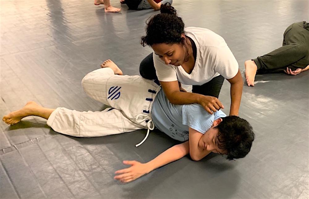 Zenyo Jiu Jitsu Baltimore Training