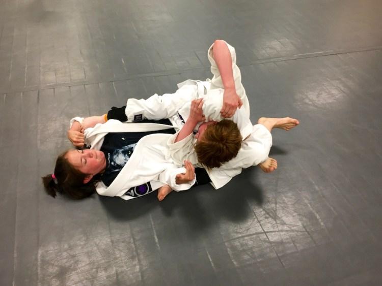 Kids Jiu Jitsu Classes Baltimore