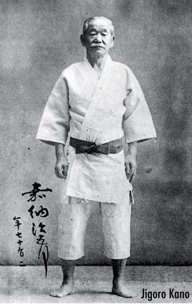 Jigoro Kano Jiu Jitsu Judo