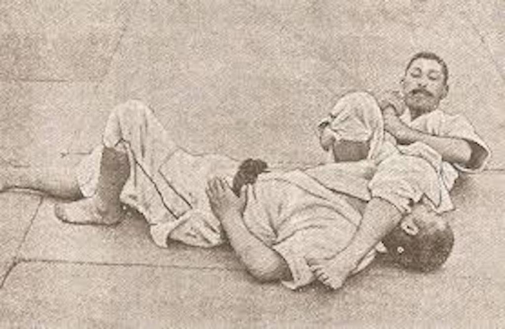 Zenyo Jiu Jitsu Historical Photo