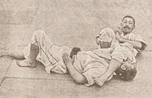 Zenyo Jiu Jitsu Historical Photo