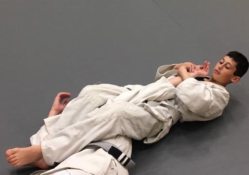 Baltimore Jiu Jitsu Children Zenyo