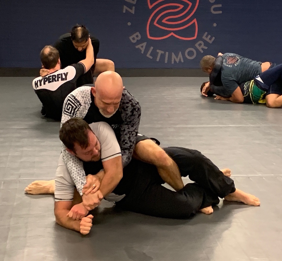 Online In Person Jiu Jitsu Training at Zenyo Jiu Jitsu