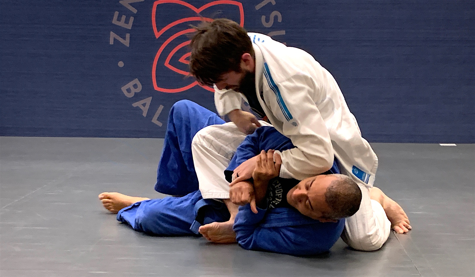 Zenyo Jiu Jitsu Baltimore Advanced Training