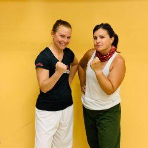 Women's Jiu Jitsu Baltimore