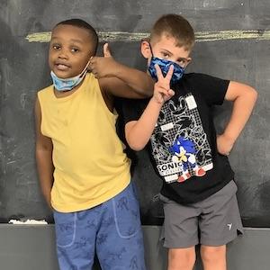 Baltimore Martial Arts Classes Kids