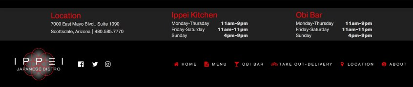 7 Sins of Restaurant Websites - no NAPH