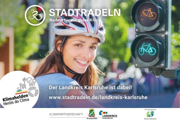 STADTRADELN 2021 im Landkreis abgeschlossen!