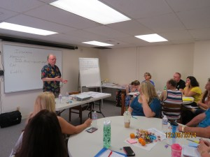 Tom Copeland business training in Hawaii