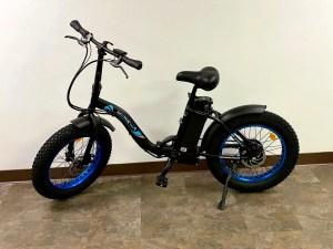 Dolphin fat tire e-bike