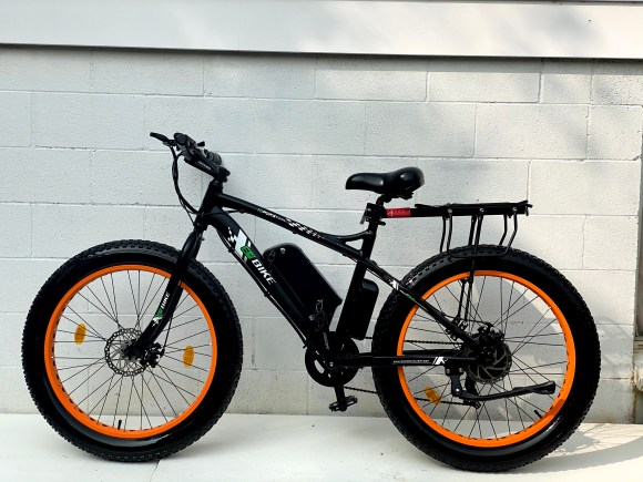 """Ecotric Fat Tire 26"""""""