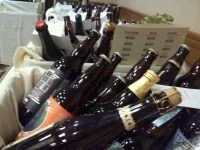 """Night of Many Bottles"" at the Beer Bloggers Conference featured beers from all over the country"