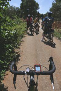 GPS on Bike Tours