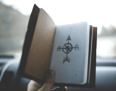 Keep a journal - 5 Things You Should Do Every Time You Travel
