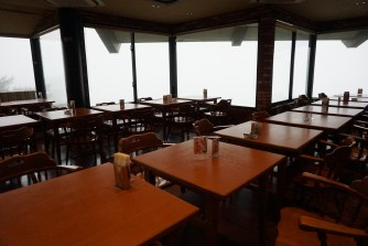 The restaurant that we had our lunch on Mt Rokko
