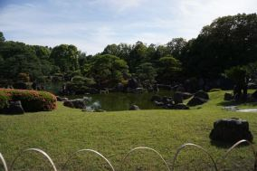 Gardens in Nijo Castle