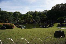 Gardens in Nijo Castle