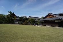 Part of Hinmaru-goten Palace