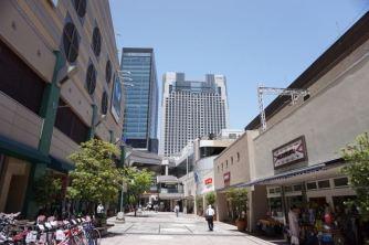 Outside Carnival Mall