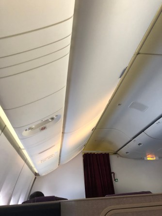 Mood light used inflight