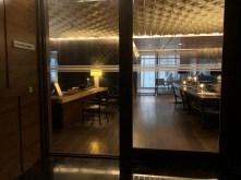 Entrance to the Executive Lounge in Hilton Sukhumvit Bangkok