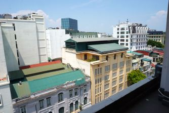 View of Hanoi from the Opera Suite