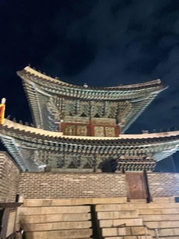 The side of Janganmun