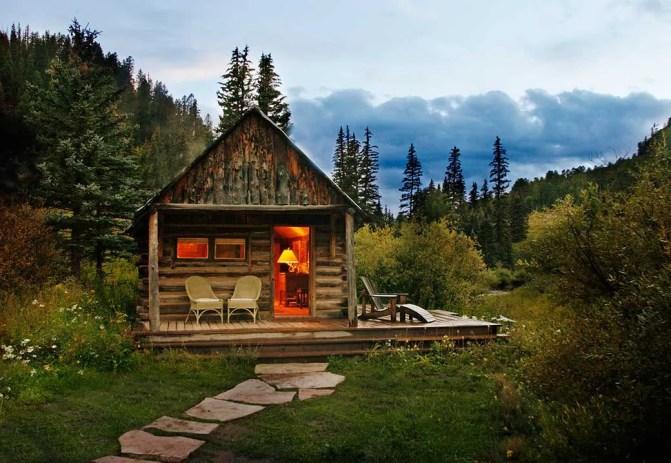 Honeymoon-Cabin