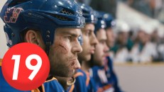 19. Goon - Possibly the best hockey movie I've seen since the original Mighty Ducks trilogy, and Seann William Scott's most -- I guess you could say -- captivating role yet.