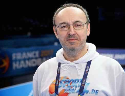 Frank Zepp - SPORT4FINAL - Handball WM 2017 Frankreich – AccorHotels Arena Paris – Foto: Joachim Schütz (http://www.stregspiller.com)