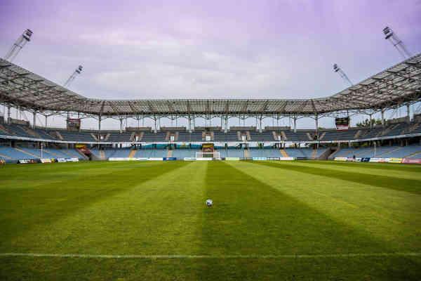 Fußball Stadion - Quelle: pexels