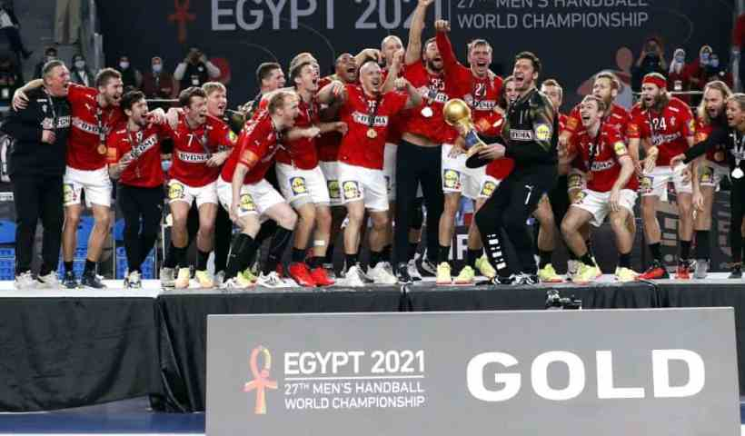 Handball WM 2021 Ägypten Abschlussfeier – Dänemark Weltmeister – Copyright: © IHF / Egypt 2021