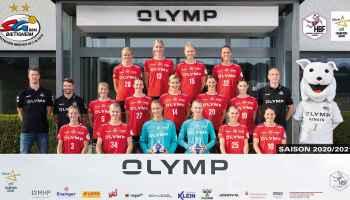 SG BBM Bietigheim – Handball Bundesliga und EHF Champions League Saison 2020 – 2021 – Copyright: SG BBM Bietigheim