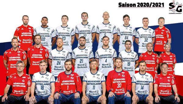 SG Flensburg Handewitt – Handball Bundesliga und EHF Champions League Saison 2020-2021 – Copyright: SG Flensburg-Handewitt