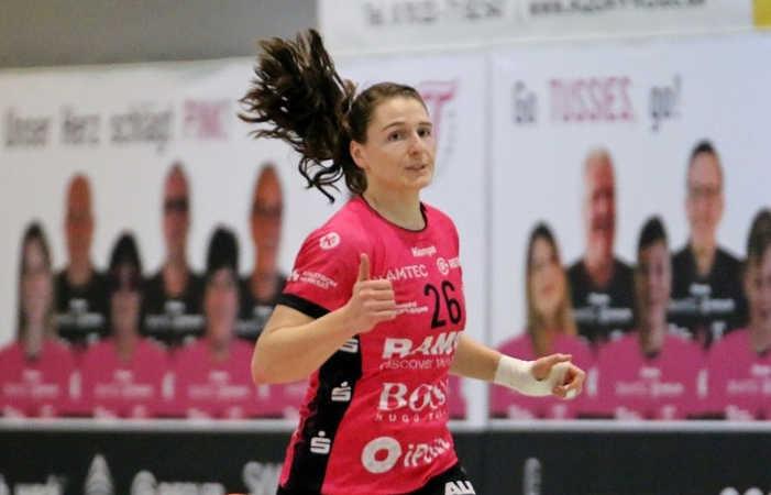 Svenja Hübner – Copyright: TuS Metzingen