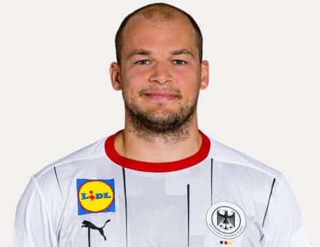 Handball WM 2021 – Paul Drux – Deutschland – DHB - Copyright: Sascha Klahn / DHB
