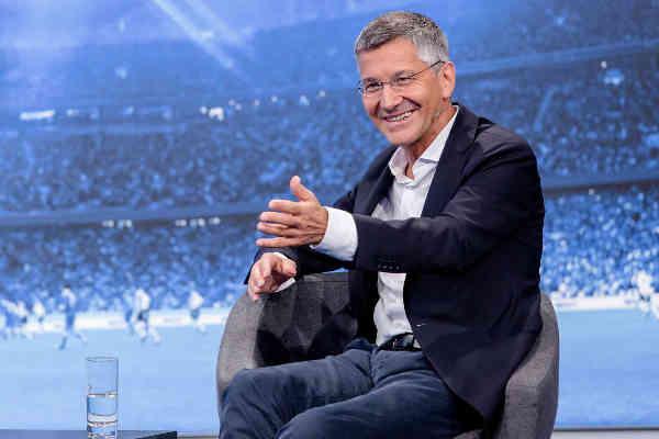 Herbert Hainer - FC Bayern München - Copyright: SPORT1 / Nadine Rupp