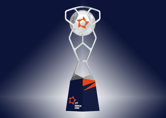 Handball European League – EHF Finals – Trophäe – Foto: EHF Media