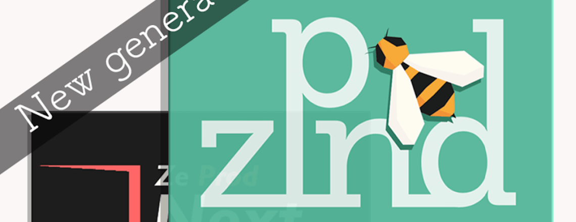 ZPND REVISITE SON LOGO !