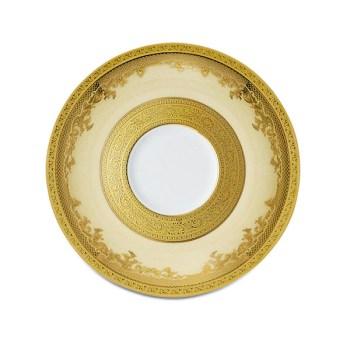 Фарфор Royal Gold - Кофейный набор Дополнение Кремовый (12 Единиц) от Цептер