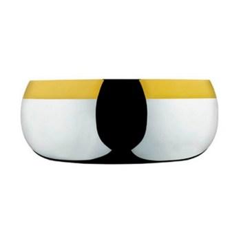 "Чаша ""Барон"" диаметром 24 см - с золотым декором от Цептер"