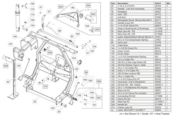 Wiring Diagram For Fisher Minute Mount 1 readingratnet