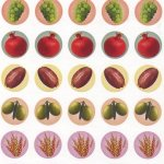 Shivat Haminim Stickers