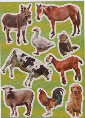 Stickers – Farm Animals
